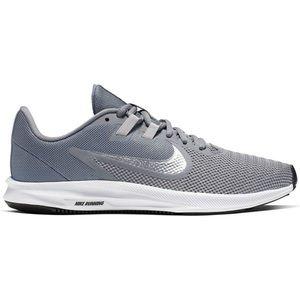 Silver Nike Women's Downshifter running shoes